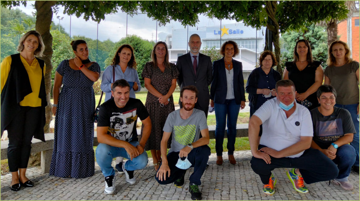 Barcelos transnational meeting. Objectives achieved